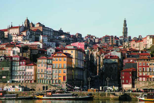ポルトガル風景